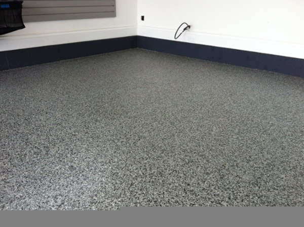 Prestige Plus Floor with Cyberspace Paint Stem Wall
