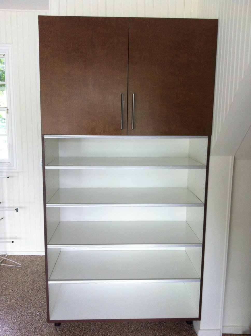 Bronze Shoe Rack Cabinet